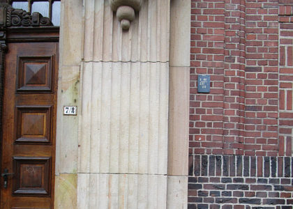 Graffitientfernung Oldenburg Bremen Altes Gymnasium Bremen 005