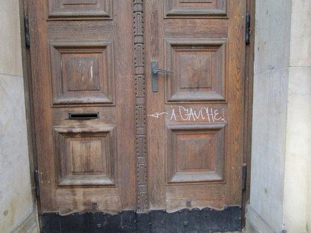 Graffitientfernung Oldenburg Bremen Altes Gymnasium Bremen 008