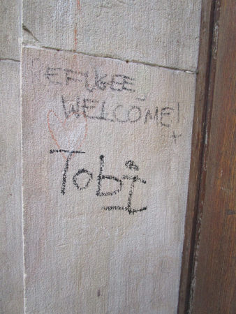 Graffitientfernung Oldenburg Bremen Altes Gymnasium Bremen 010