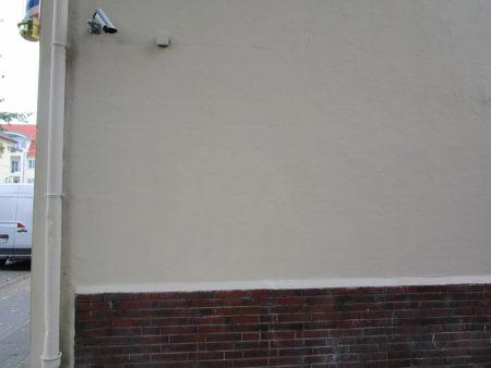Graffitientfernung Oldenburg Bremen Am Wendehafen 074