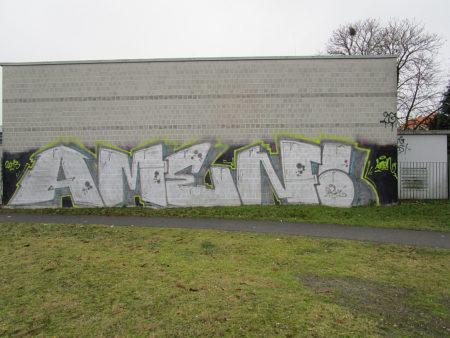 Graffitientfernung Oldenburg Bremen Am Wendehafen 082