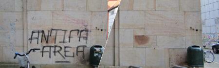 Graffitientfernung Oldenburg Bremen Denkmalpflege Sandstein 1