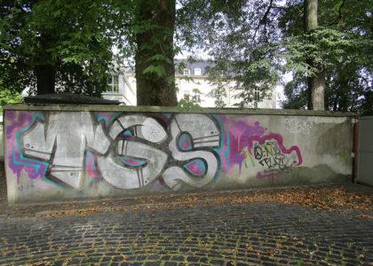 Graffitientfernung Oldenburg Bremen Eichler Schött EGH Peterstraße 008