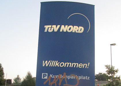Graffitientfernung Oldenburg Bremen Elisenstr. TÜV Flötenteich 025