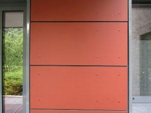 Graffitientfernung Oldenburg Bremen Förderschule Sandkruger Straße 012