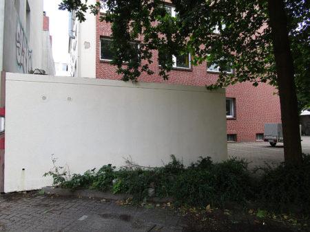 Graffitientfernung Oldenburg Bremen GS Nadorst nachher 030