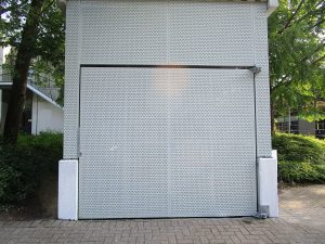 Graffitientfernung Oldenburg Bremen IGS Flötenteich nachher 015