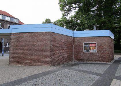 Graffitientfernung Oldenburg Bremen Kiosk Delmenhorst nachher 019