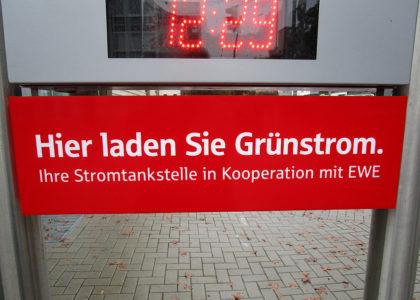 Graffitientfernung Oldenburg Bremen LzO Bremer Str. 21 005