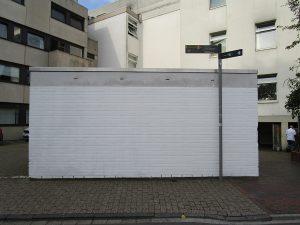 Graffitientfernung Oldenburg Bremen Marienstraße 1 025
