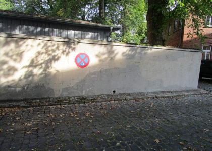 Graffitientfernung Oldenburg Bremen Peterstr. Katharinenstr. nachher 002