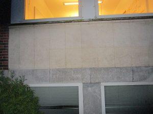 Graffitientfernung Oldenburg Bremen Raiffeisenstr. 27 030