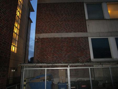 Graffitientfernung Oldenburg Bremen Raiffeisenstr. 27 042