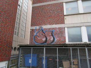Graffitientfernung Oldenburg Bremen Raiffeisenstr. 27 Lambertistr. 69 014