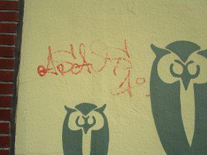 Graffitientfernung Oldenburg Bremen Uhlenapotheke 058